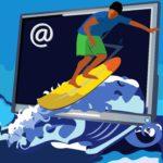 Заработок на серфинге и чтении платных писем