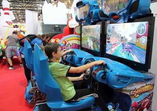 Игровые автоматы для детей в помещениях рулетка вальщика husqvarna цена