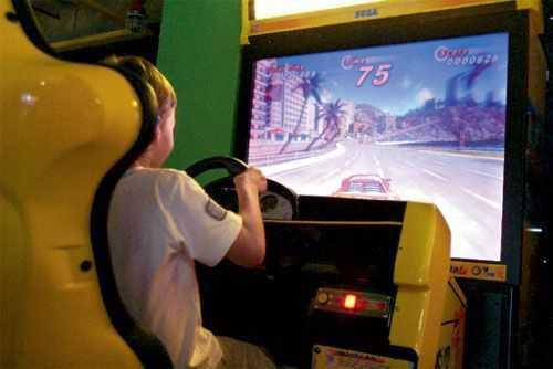Аренда игровых автоматов для детей