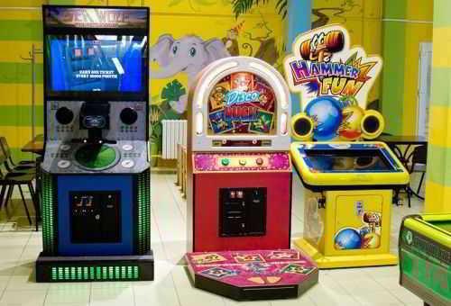 Детские игровые автоматы на заказ игровые автоматы челябинск
