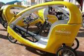 Бизнес идея: бесплатное эко-такси для горожан
