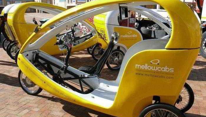 бесплатное такси для горожан