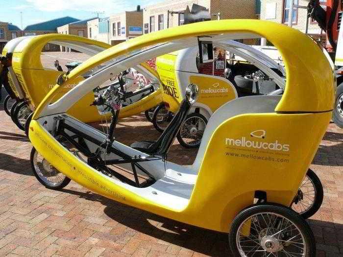 Бесплатное эко-такси для горожан