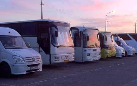 Пассажирские автомобильные перевозки - открытие своей фирмы