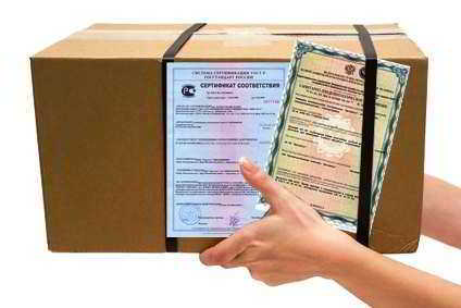 Обязательная сертификация - для какой продукции это нужно?